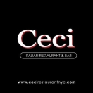 Ceci Italian Cuisine Menu