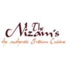 The Nizams Menu