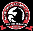 Black Horse Tavern and Grill Menu