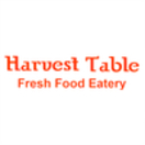 Harvest Table Menu