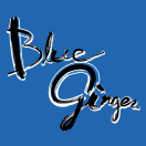 Blue Ginger Menu
