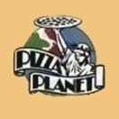 Antonio's Pizza Planet Menu