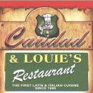 Caridad & Louie's Restaurant Menu