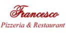 Francesco Pizzeria & Restaurant Menu