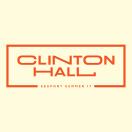 Clinton Hall (Seaport location) Menu