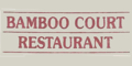 Bamboo Court Menu