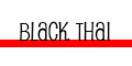 Black Thai Menu