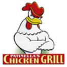 Patinella's Chicken Grill Menu