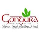 Gongura South Indian Restaurant Menu