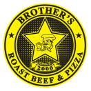 Brother's Roast Beef & Pizza Menu