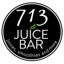 713 Juice Bar Menu