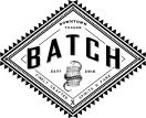 Batch Cafe & Bar Menu