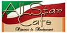 All Star Cafe Menu