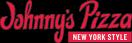 Johnny New York Style Pizza Menu