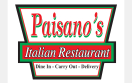 Paisano's Lounge & Italian Restaurant Menu