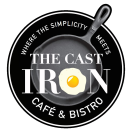 The Cast Iron Cafe & Bistro Menu