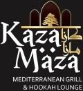 Kaza Maza Mediterranean Grill Menu