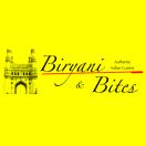 Biryani and Bites Menu