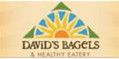 David's Bagels Menu