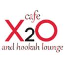 Cafe X2O Menu