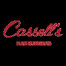 Cassell's Hamburgers Menu