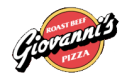 Giovanni's Roastbeef & Pizza Menu