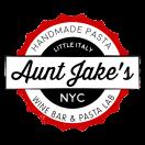 Aunt Jakes Menu