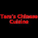 Tam's Chinese Cuisine Menu