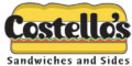 Costello's Menu