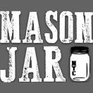 Mason Jar Menu