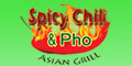 Spicy Chili & Pho Asian Grill Menu