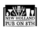 New Holland Brewing Pub on 8th Menu
