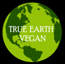 True Earth Vegan Menu