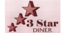 3 Star Diner Menu
