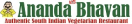 Ananda Bhavan-Sunnyvale Menu