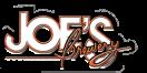 Joe's Brewery Menu