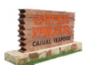 Catfish Parlour Menu