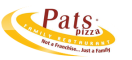 Pats Pizzeria Menu