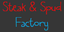 Steak and Spud Factory Menu