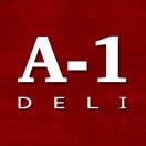 A-1 Deli Menu