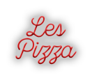 LES Pizza by Sauce Menu