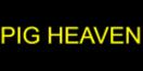 Pig Heaven Menu