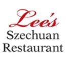 Lee's Szechuan Menu