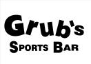 Grubs Sports Bar Menu