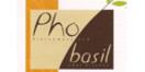 Pho Basil Menu