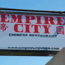 Empire City Chinese Food Menu