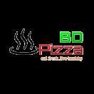 BD Pizza Menu