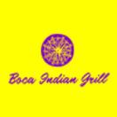 Boca Indian Grill Menu