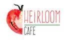 Heirloom Cafe Menu