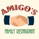 Amigo's Mexican Restaurant Menu
